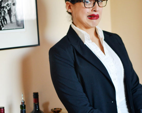 Meet 'Nadia Burkoff'